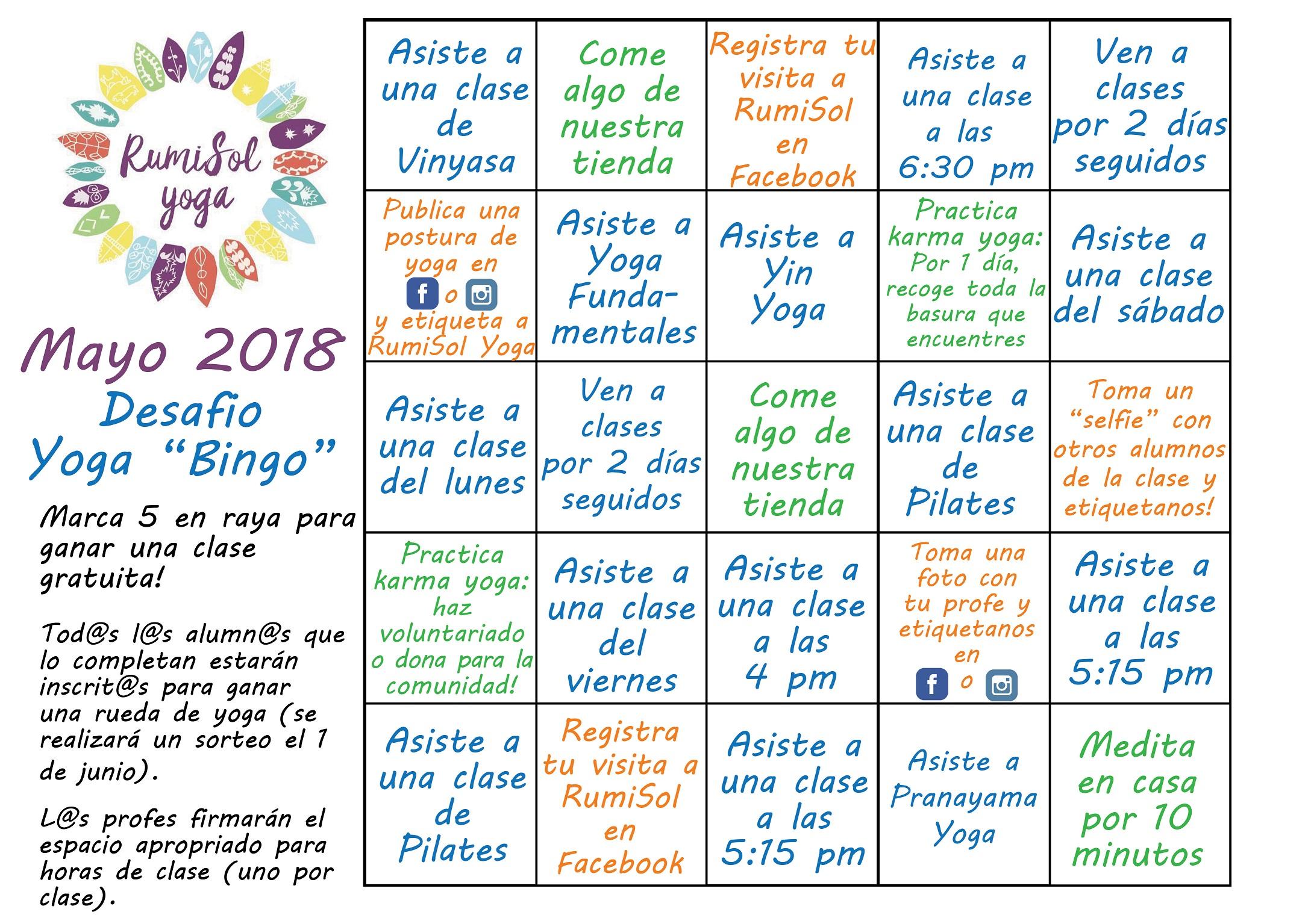 Yoga bingo ESPANOL smaller